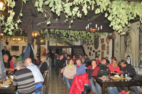 Pivovarská restaurace<br>Berounský medvěd