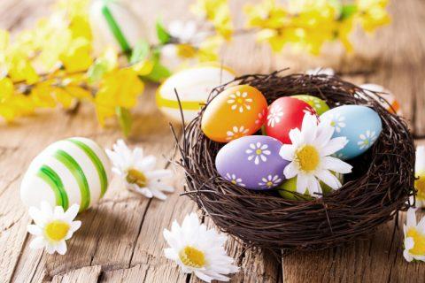 Sobota 20. 3. 2021 Tetínské farmářské trhy – Velikonoce